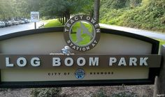 Log Boom Park Smooth walking surface   6100 NE 175th St Kenmore, WA 98028 Seattle Area, Outdoor Adventures, Park City, Playground, The Good Place, Surface, Smooth, Walking, Fun