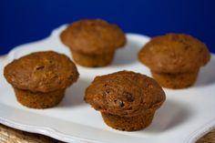 Vegan Carrot Cake Muffins or Bread