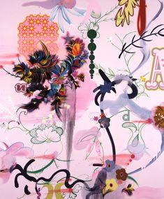 Wonderland by Fiona Rae