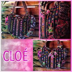 CLOÉ  codigo #002  #baiga #cloe #bags #bolso #pink #rosa #black #trendy #tendencia #color #love #design #style #moda #fashion #acc #ootd #look  BLACK&PINK