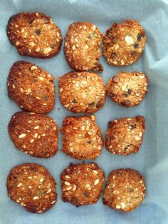 RECIPE: GAPS Anzac Biscuits 2 cups macadamia nut meal* OR almond meal 2 cups chopped almonds 2 cups dessicated coconut (preservative free) ½ cup raw honey ½ cup organic butter OR ghee OR coconut oil (if you want a dairy free option) 1 tsp bicarbonate of soda Can make nut free using pumpkin or sunflower seeds instead