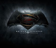 Logo Batman v Superman: Alvorecer da Justiça (Batman v Superman: Dawn of Justice)