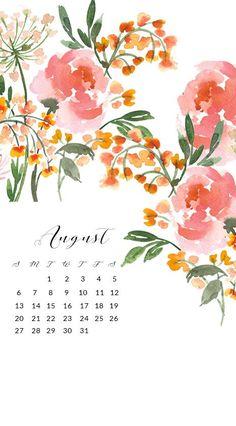 free-august-watercolor-wallpaper-phone.jpg (465×840)