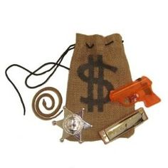 Cowboy Cowgirl Party Favor Bag Birthday Wholesale 12