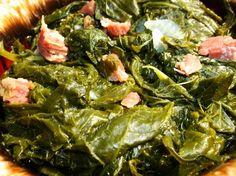 Down South Turnip Greens Recipe