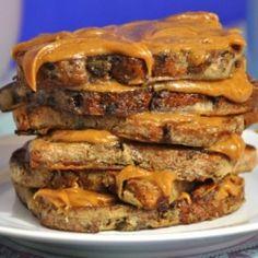 that s so vegan eggnog pancakes vegan eggnog pancakes hell yes eggnog ...