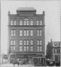 The first bank organized and operated by African Americans was Capital Savings Bank in Washington, D.C. Just four years after it opened, its deposits had grown to over $300,000.
