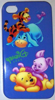 Baby Pooh and Baby Friends