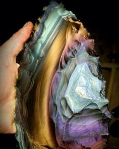 Rainbow Obsidian | #Geology #GeologyPage #Mineral  Geology Page www.geologypage.com