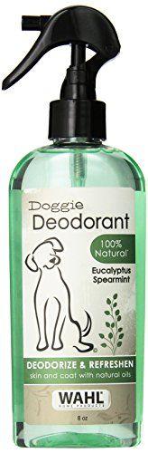 Wahl 100% Natural Doggie Deodorant