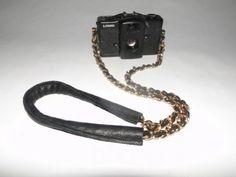 Sarah Frances Kuhn - Deluxe Fool's Gold  Custom Camera Strap - Too Cute!