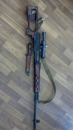 Man from Odesa bought 12 AKs and SVD after many attempts