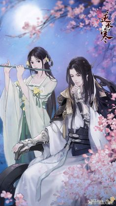 Chinese Classic Furniture Style 58 Ideas For 2019 Chinese Artwork, Chinese Drawings, Anime Love Couple, Couple Art, Anime Couples Manga, Manga Anime, Decoupage Vintage, Manga Love, Fantasy Characters