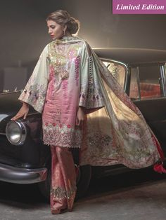 Rungrez Spring Summer Lawn Collection - Modern Mille