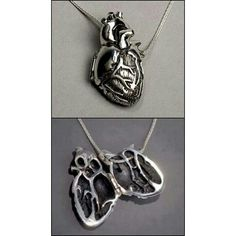 Best gift for a medical student, a heart necklace