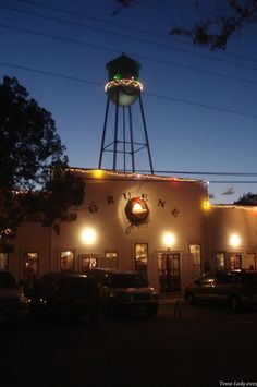 Gruene, Hall - Gruene, Texas