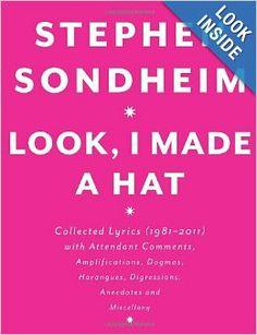 Sondheim - Look, I Made a Hat