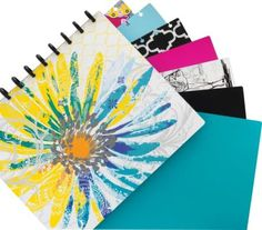 Staples®. has the M by Staples™ Arc Customizable Durable Poly Notebook System, It Can fit the new Printable Diva Success System planner inside!