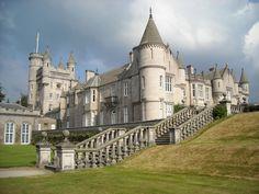 balmorral castle | María en Esencia: Escocia