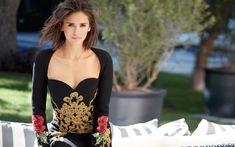Download wallpapers Nina Dobrev, 2017, Hollywood, canadian actress, movie stars, beauty, Ocean Drive Magazine