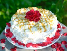 Har du prøvd Færøysk eplekake? - Franciskas Vakre Verden Pavlova, Sugar And Spice, Spices, Food And Drink, Cookies, Desserts, Recipes, Scandinavian, Pastries