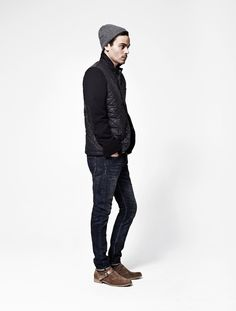All Saints Autumn/Winter 2012 Menswear Collection Lookbook: Consistent Experienced, Masculine & Alternative Modern Men's Styles With A Strong Fashion Edge & Statement