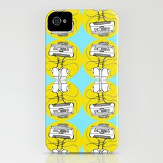 Cassette iPhone 4/4S Case