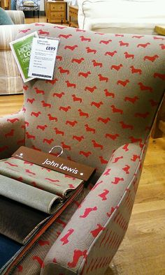 Sausage Dog Chair @Dani McIntyre @Rachel Cofer