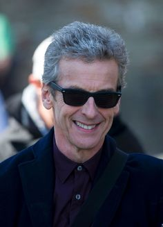 doctor who peter capaldi | 21 Doctor Who pictures: Peter Capaldi and the cast filming in ...