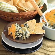 Weight Watchers Hot Spinach-Artichoke Dip