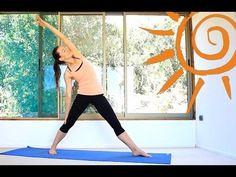 Yoga al despertar 15 min   Yoga matinal con Elena Malova