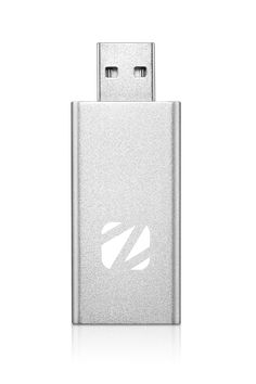 ZuperDAC Silver facing you
