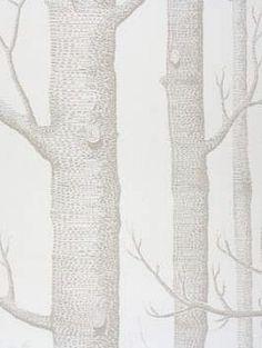 DecoratorsBest - Detail1 - CS 69/12148 - WOODS-BEIGE CREAM - Wallpaper - DecoratorsBest