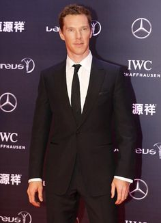 Benedict Cumberbatch hosts the Laureus World Sports Awards