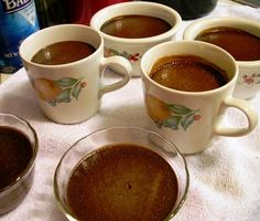Mystery Lovers' Kitchen: Pots of Chocolate from Cleo Coyle