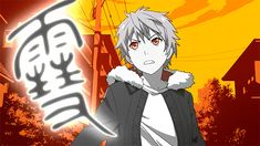 Noragami ~~ Yukine transforms into an awesome sword for Yato