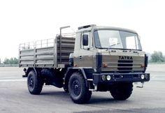 Tatra T 815 4x4 army.