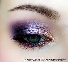 Afterglow  - #eyes #purpleshadow #eyemakeup #eyes #purplemakeup #alieneczka - bellashoot.com / bellashoot iPhone & iPad app