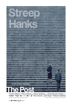 An original, double-sided, Style A, advance one sheet movie poster x from 2017 for Steven Spielberg's The Post with Meryl Streep and Tom Hanks. Streaming Hd, Streaming Movies, Bruce Greenwood, Matthews Rhys, Live Hd, Tom Hanks, Steven Spielberg, Pitch Perfect, Meryl Streep