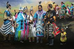 Gathering of nations. Click image to view art and purchase.   http://www.yourphotofantasy.com   http://angelika-drake.artistwebsites.com