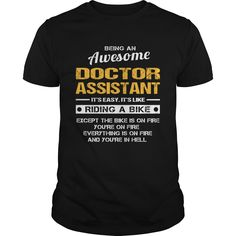DOCTOR ASSISTANT T-Shirts, Hoodies. CHECK PRICE ==► https://www.sunfrog.com/LifeStyle/DOCTOR-ASSISTANT-131485846-Black-Guys.html?id=41382