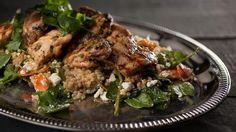 Hauts de cuisse et couscous israélien | Recettes | Signé M | Émission TVA