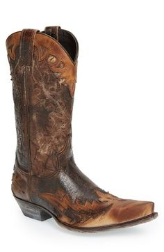 Sendra 'Carson' Cowboy Boot (Men) available at #Nordstrom