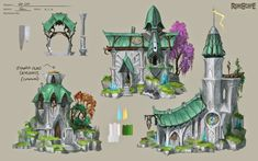 RS Elf City The long awaited Runescape elf city has come to start