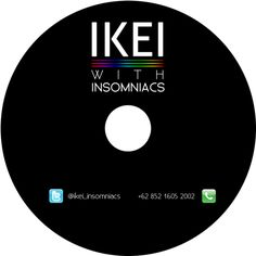 IKEI with Insomniacs . Cover Art by A . Priabudiman, via Behance
