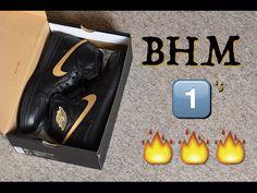 Air Jordan 1 Retro High BHM Metallic Gold Black-White 2017 – Hoop Jordan e23a57145