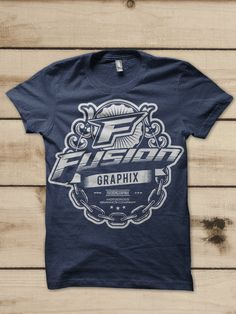 Create a new Fusion T-Shirt Design