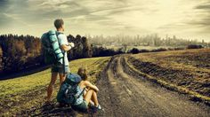 How to travel the world without money!