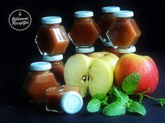 Bibimoni Receptjei: Almás pite lekvár Hot Sauce Bottles, Food, Essen, Meals, Yemek, Eten
