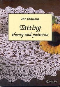 "Photo from album ""Jan Stawasz. Tatting Theory and Patterns"" on Yandex. Tatting Patterns Free, Shuttle Tatting Patterns, Crochet Patterns, Needle Tatting, Tatting Lace, Tatting Jewelry, Tatting Tutorial, Tutorial Crochet, Hairpin Lace"